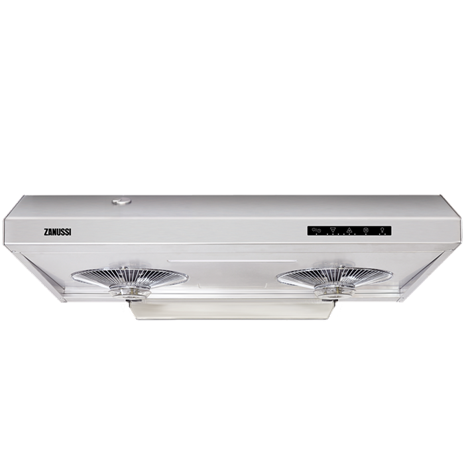 Touch Control Steam Clean Range Hood