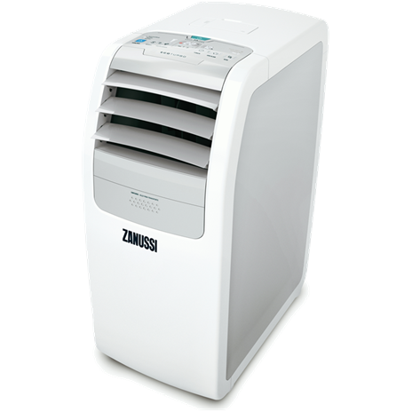 1.5HP Portable Air Conditioner - Heat And Cool (Remote Control)