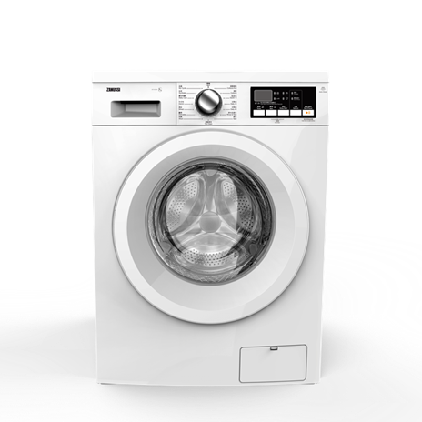 7KG Front Loading Washing Machine/ 1400 RPM