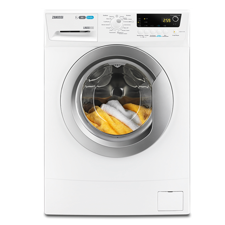 7KG Front Loading Compact Washing Machine